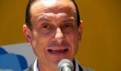 Arrieta vuelve a Cañuelas y lo reemplaza Topo Rodríguez en Agricultura