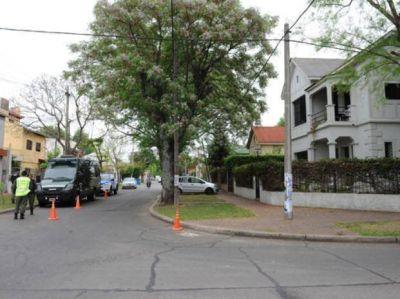 Detuvieron a otros dos policías por el atentado a la casa del gobernador