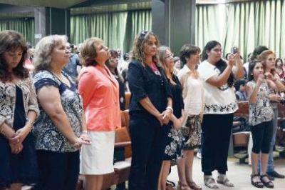 Se realizó el cierre del ciclo lectivo 2013 en Comodoro Rivadavia