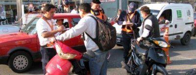 El Concejo aprobará una fuerte suba en las multas de tránsito