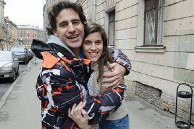 Amnist�a de Rusia a Camila Speziale y Hern�n P�rez Orsi: podr�n volver al pa�s