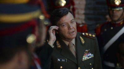 El Senado aprobó designación de Milani como jefe del Ejército