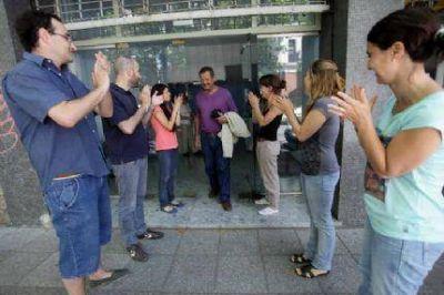 Solidaridad de la CGT Regional con los trabajadores de El Atlántico