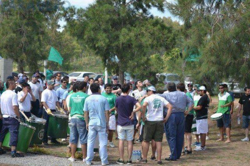 "Sanzio: ""Desde SMATA queremos contribuir a fomentar el turismo en Baradero"""