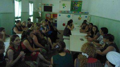 Reunión sobre las atribuciones de la nueva Secretaría de Cultura y Educación