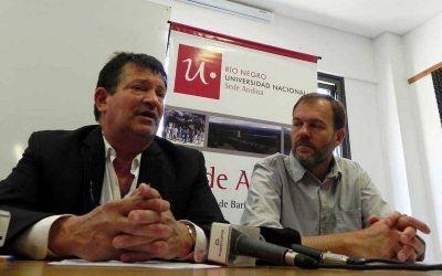 Firmaron convenios para pasantías de estudiantes de la UNRN en la Municipalidad de Bariloche