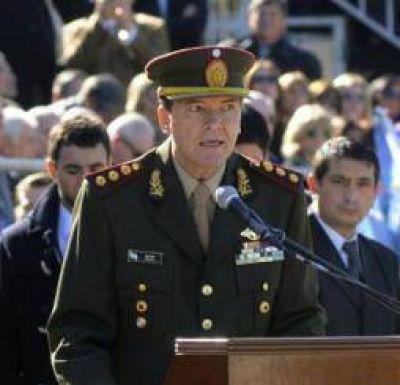 La mayoría K en el Senado aprobó el pliego de Cesar Milani
