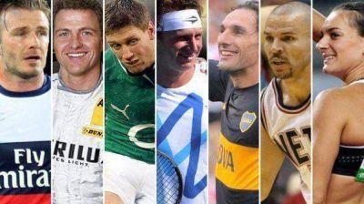 Los retiros más importantes del deporte en 2013