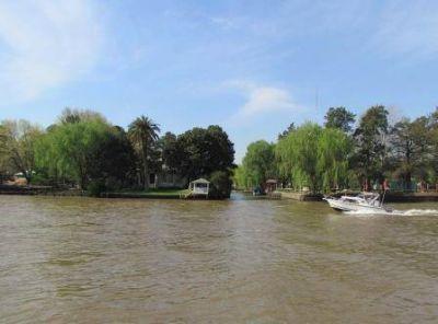 Sancionan a una empresa por contaminar el río Lujan