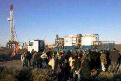 Se opusieron a YPF-Chevron: ahora tienen campo