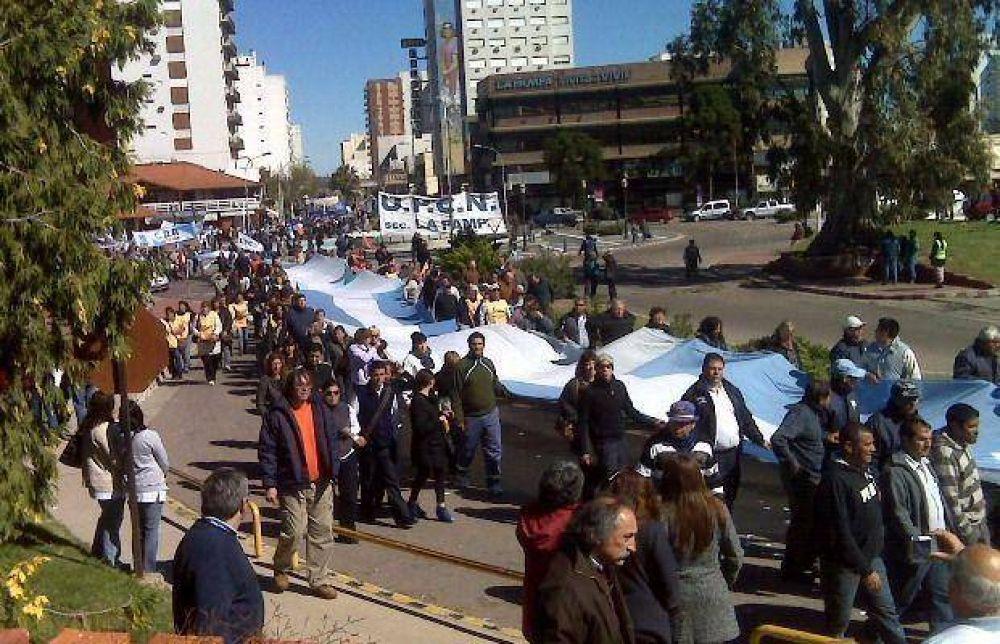 ATE La Pampa adhiere al reclamo nacional