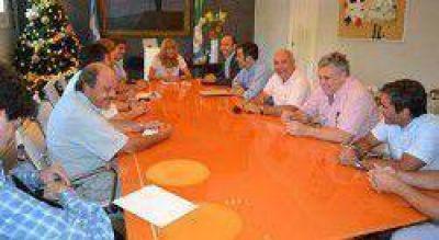 Conforman la Comisión Mixta del Área Industrial de Resistencia