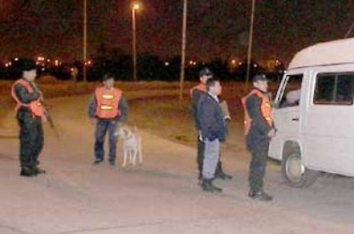 Sáenz Peña: comenzó un fuerte operativo para prevenir delitos