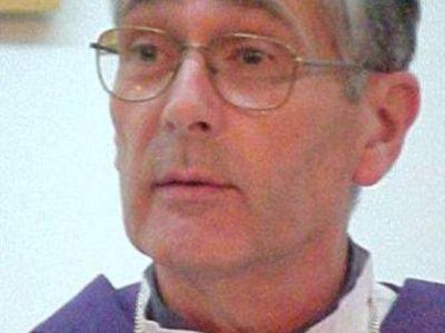 Arancibia confirmó que ya envió un informe sobre Mollaghan al Vaticano