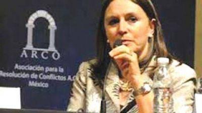 Ya tiene acuerdo para ser Defensora General la ex ministra María Diez