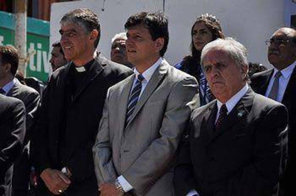 Río Gallegos festejo su 128 aniversario