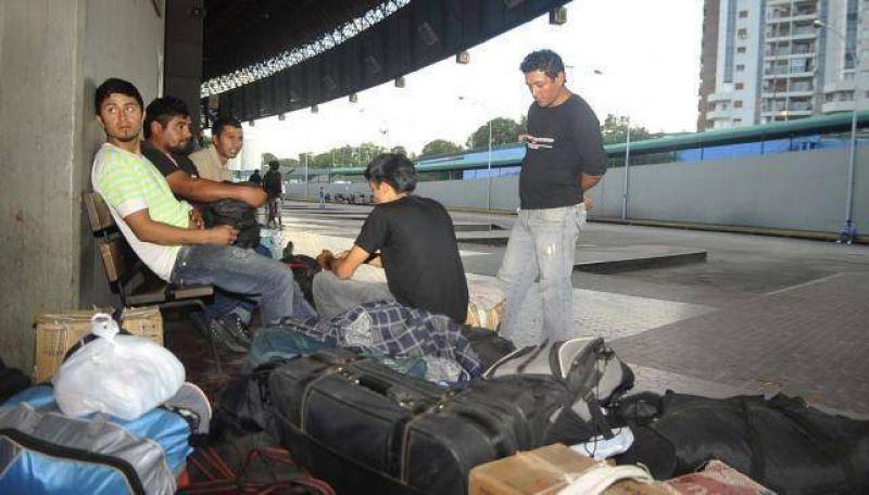 Aoita levantó el paro de transporte interurbano de Córdoba