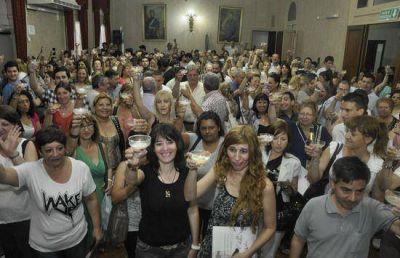 La intendente Stella Giroldi anunció que 200 trabajadores pasarán a Planta Permanente