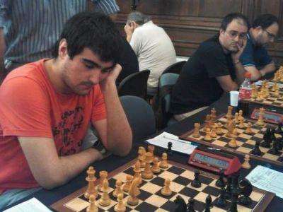 Pérez Ponsa perdió la chance de ganar el título