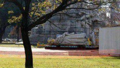 El Gobierno nacional evalúa la mudanza del monumento a Colón
