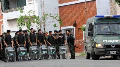 Tras las protestas policiales, aumentan los suplementos de las fuerzas de seguridad nacional