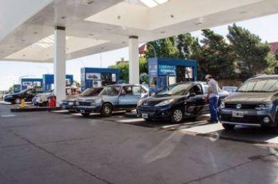 Psicosis colectiva nuevamente por una supuesta falta de combustible