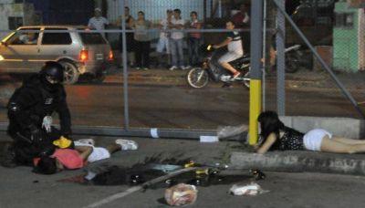 Todavía siguen detenidas 158 personas por los saqueos