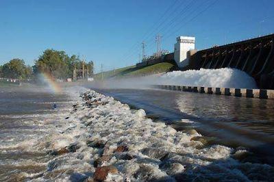 El embalse de Termas de Río Hondo en situación crítica por la sequía