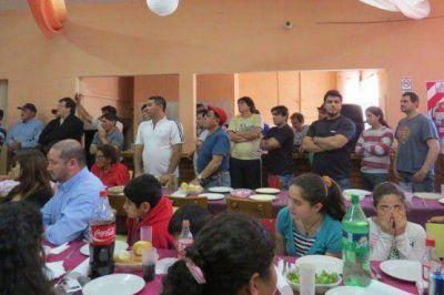 Con la presencia de autoridades provinciales los estibadores celebraron su día