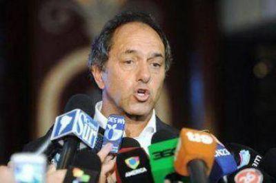 2015: Scioli reordena a sus agrupaciones