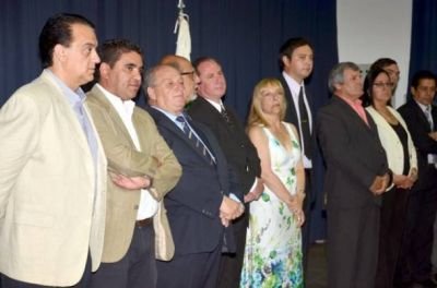 Villa Mercedes: asumieron nuevos funcionarios municipales