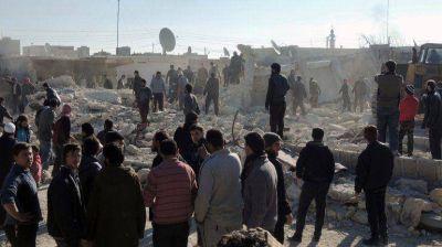 Los bombardeos de Al Assad contra Alepo amenazan las negociaciones de paz