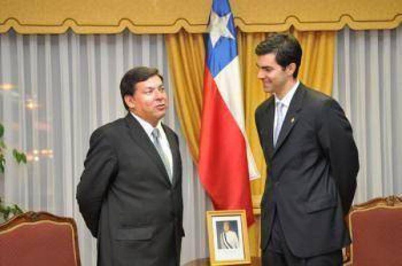 El gobernador Urtubey en la Cumbre del Zicosur.