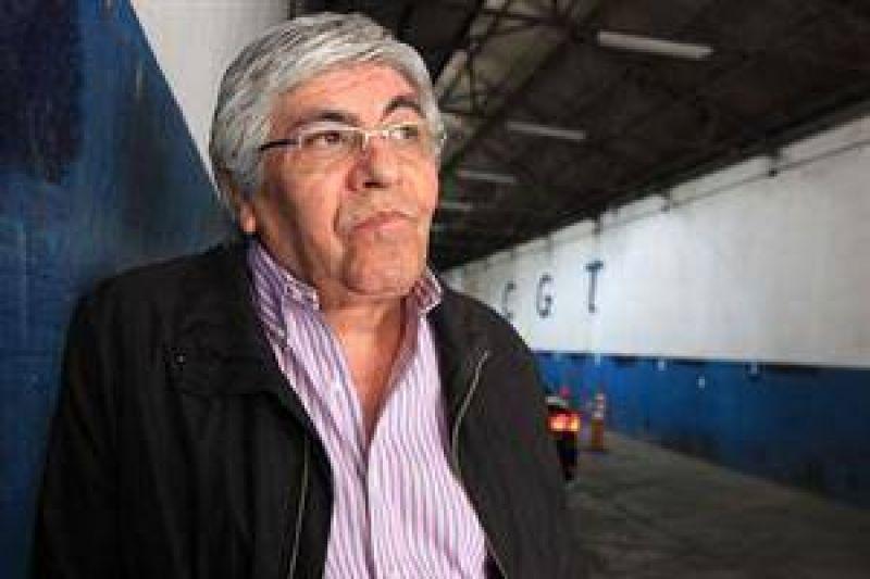 """Hugo Moyano: """"Acordaron impunidad para ahora y para el futuro"""""""