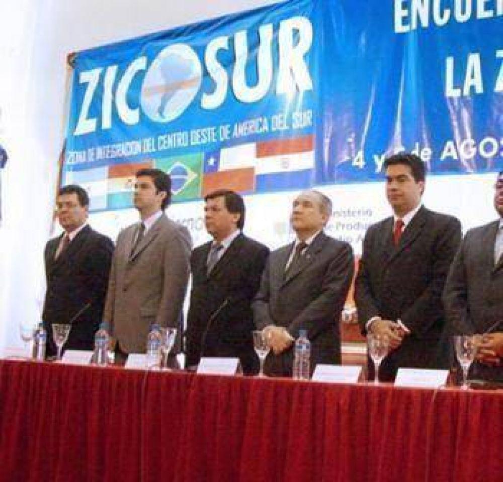 El Gobernador disertará mañana en Antofagasta en la 2ª jornada de la ZICOSUR.