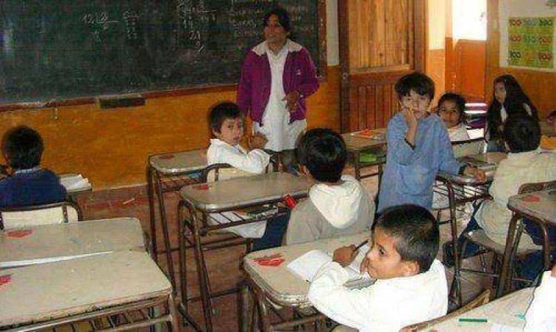 Piden un centro de salud para una escuela albergue