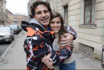 Ya pueden volver al pa�s los activistas argentinos de Greenpeace