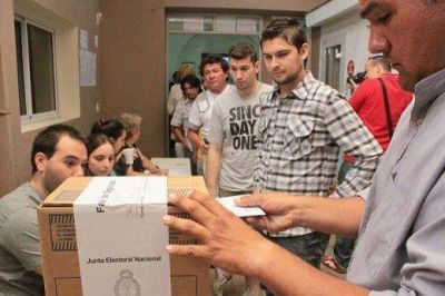 Hoy se aprobarían las Paso para la elección municipal de 2014