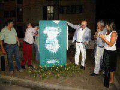 174° aniversario del Partido: inauguran pavimento y Plaza Seca