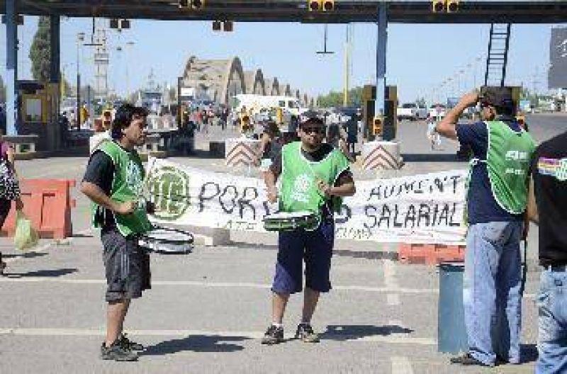 Estatales de ATE paran desde hoy en Río Negro