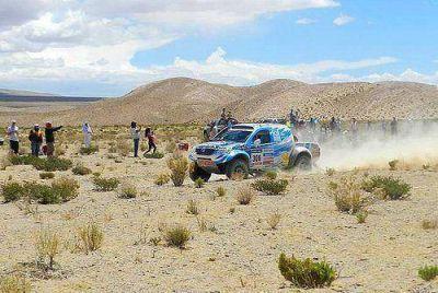 El Dakar tendrá 330 kilómetros de competencia en suelo jujeño