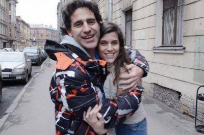 Hern�n P�rez Orsi pasar� fin de a�o junto a su familia en Mar del Plata
