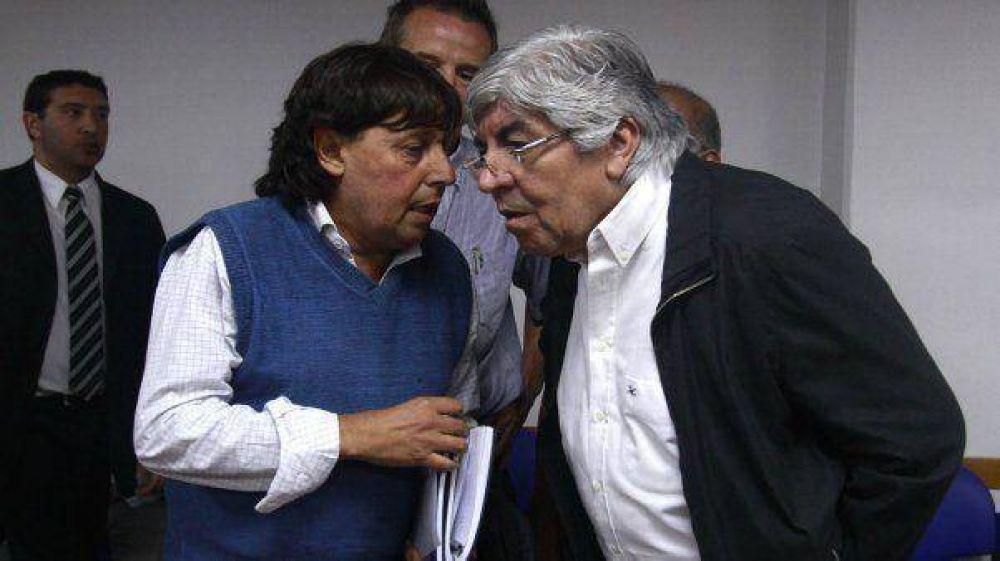 Moyano y Micheli pedirán un reajuste de 900 pesos para jubilados y pensionados