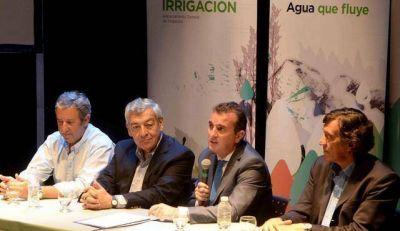 """""""La ley de Aguas necesita una adecuación a las nuevas formas de producción"""""""