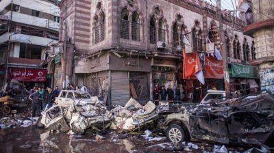 John Kerry manifestó su preocupación por la crisis política y social que atraviesa Egipto