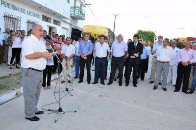 Colombi expresó su preocupación por la situación económica del país