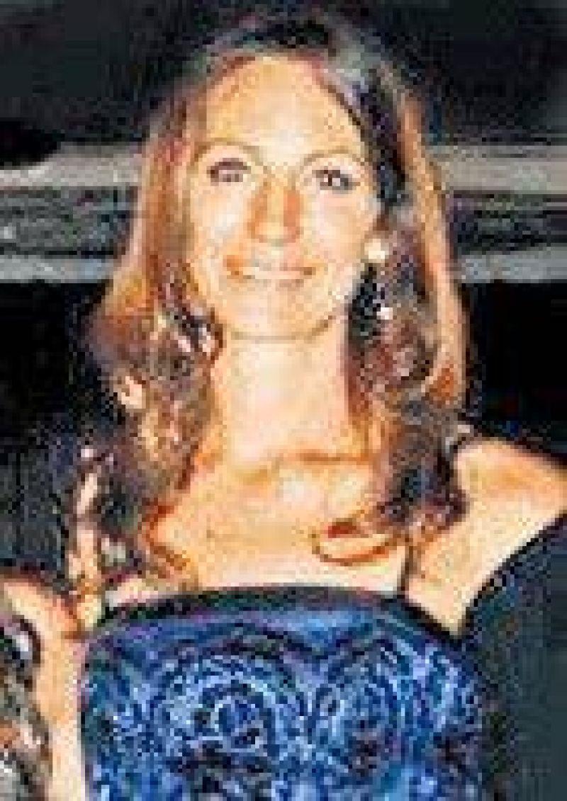 Una azafata argentina estaba a bordo del avi�n