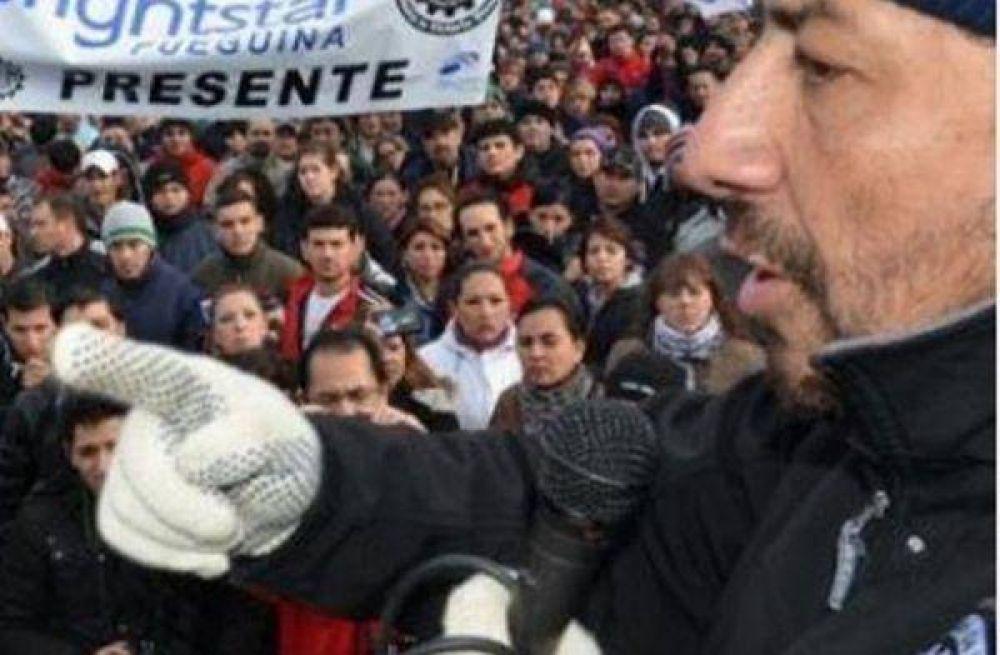 """Oscar Martínez (UOM): """"Pretendemos que los esfuerzos sean en conjunto"""""""