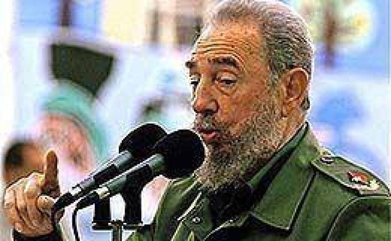 """Fidel Castro cree """"humillante"""" que EEUU exija a Cuba democracia y derechos humanos"""