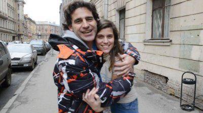 Los activistas de Greenpeace emprenden la vuelta a la Argentina